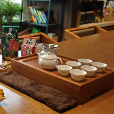 台湾のお茶文化を体験しましょう