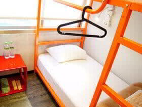 Economic Private Twin Bunk