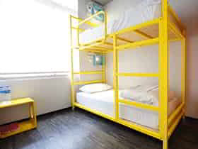 Standard Private Twin Bunk